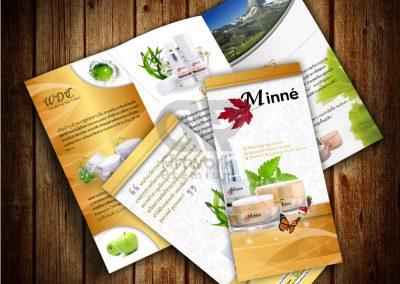 Brochure-minne