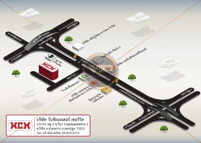 Preview Map - บริษัท วันชัยมอเตอร์เซอร์วิส จำกัด